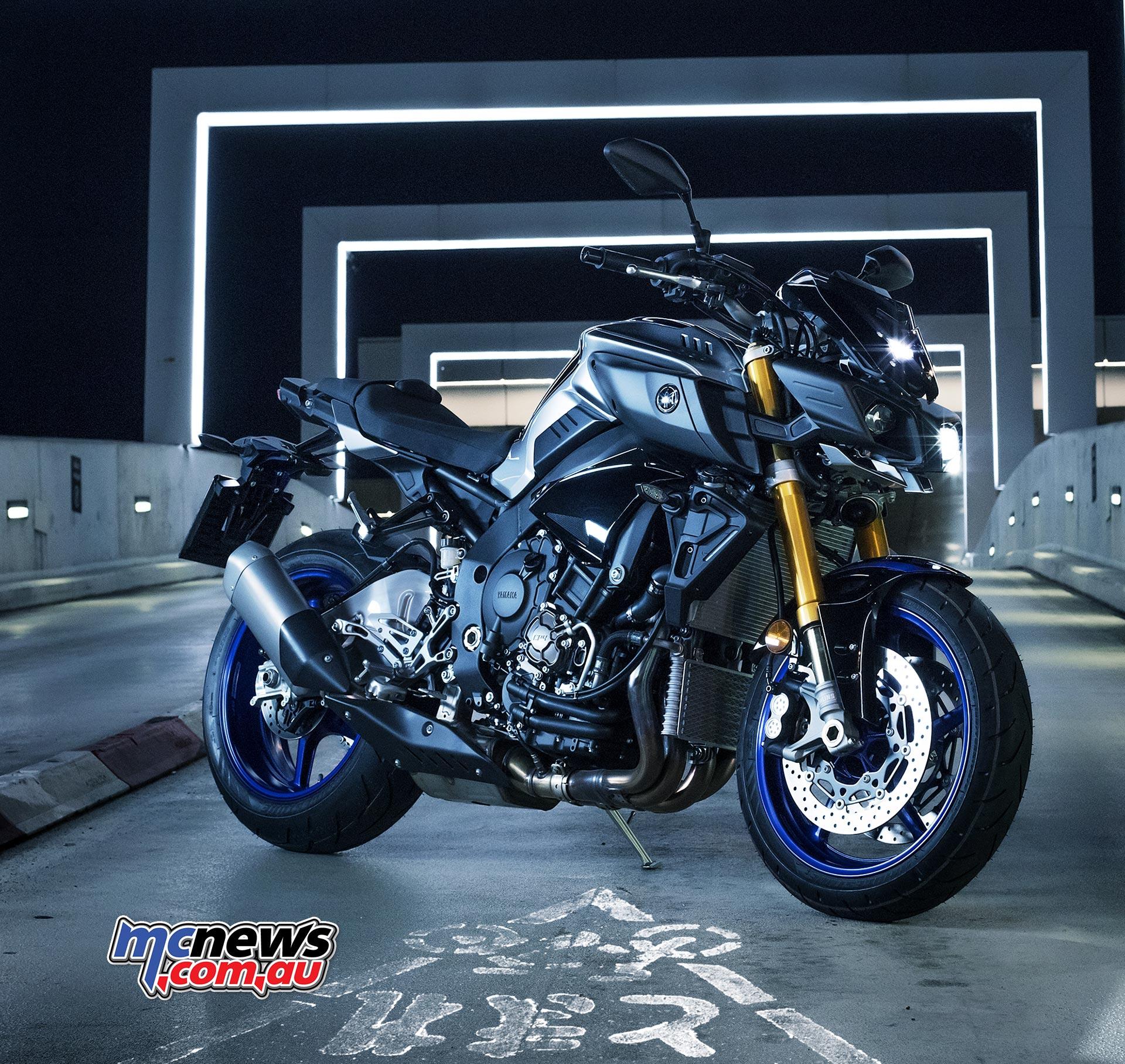 Black Live Wallpaper Yamaha Mt 10 Sp Gets Yzf R1m Supersport Tech Mcnews Com Au