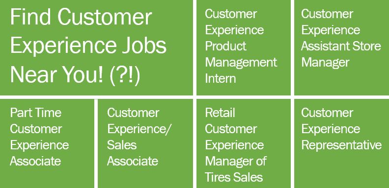 Defining Customer Experience - define product