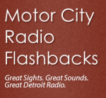 Motor City Radio Flashbacks logo (2015)