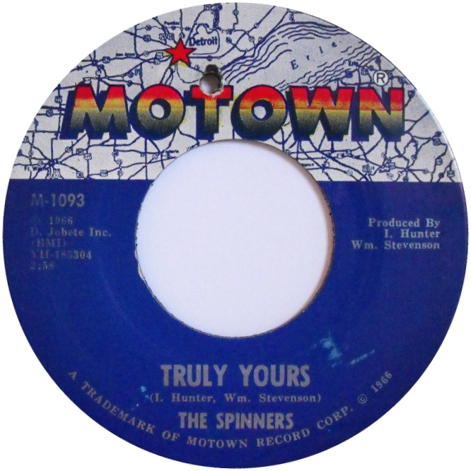 The Spinners Its A Shame