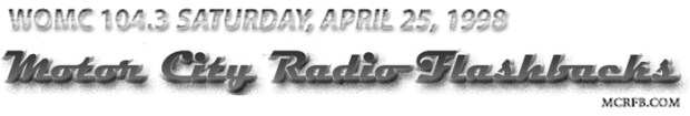 Motor City Radio Reunion 1998 (mcrfb) Banner2