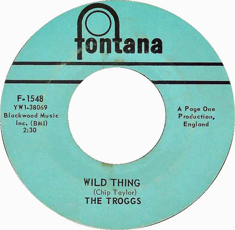 The Troggs - Ultimate Legends