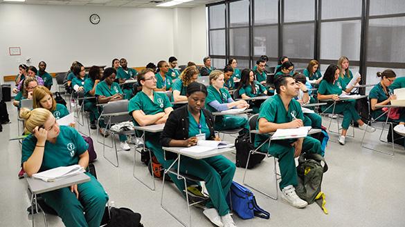 School of Nursing Miami Dade College
