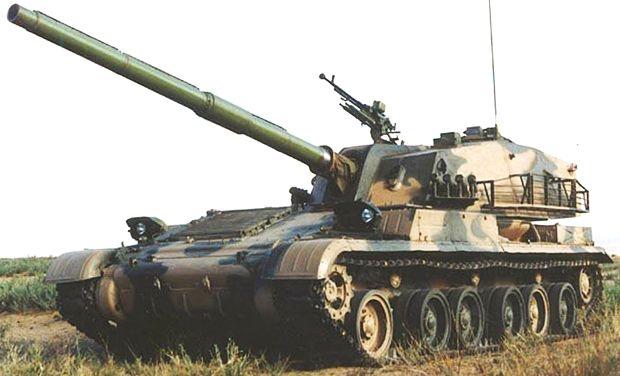 中國 89式反坦克自走砲
