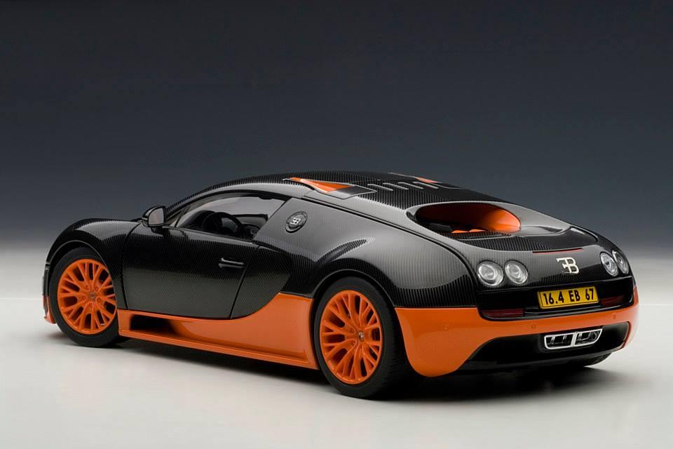Bugatti Veyron Super Sport Hd Wallpaper Gallery Bugatti Veyron Orange And Black Back