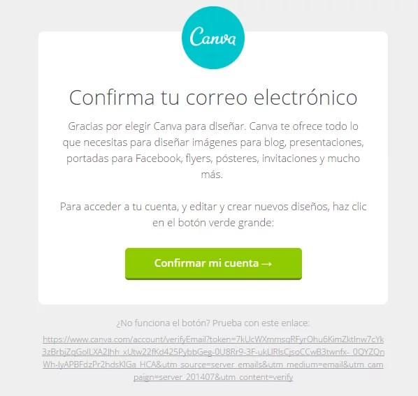 10 emails de confirmación de un registro GUÍA definitiva