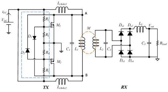 inductive power transfer circuit
