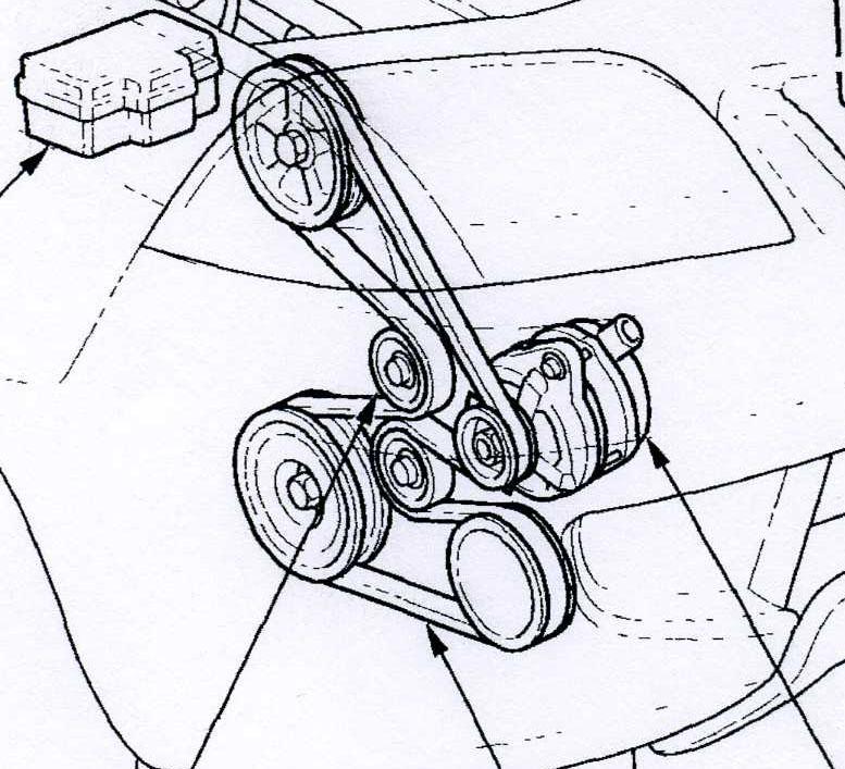 2007 honda pilot timing belt replacement interval