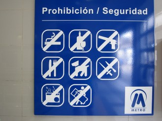 Metro rules