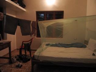 Hotel room in Varkala