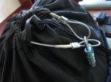Phase II backpack lock