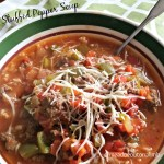 Stuffed Pepper Soup Recipe