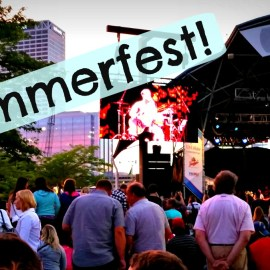 Summerfest: 20s vs 40s