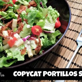 21 Day Fix: Copycat Portillos Salad