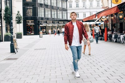 Outfit | Old School Street Style with Alpha Industries ...