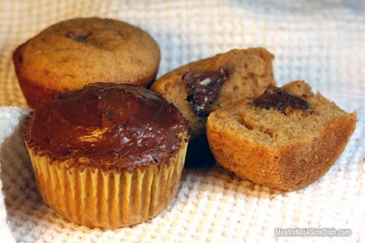MeatIsNotASideDish Sweet Potato Muffins Recipe