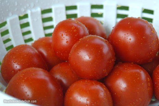 MeatIsNotASideDish Sun-Oven Dried Tomatoes