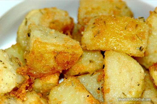 how to cook crispy baked potatoes