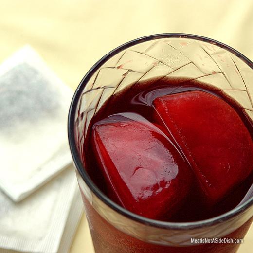 Iced Tea Ice Idea