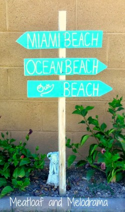 Small Of Beach Decorations Diy