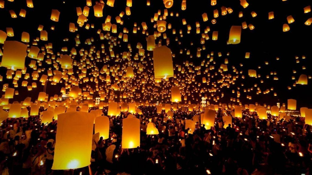 Sadhguru Wallpaper Quotes Chinese Lantern Festival Celebration