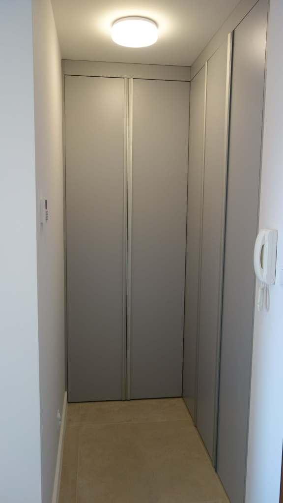 Szafy wnękowe / Garderoby