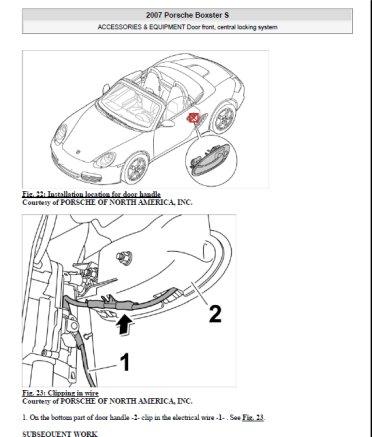 DOC ➤ Diagram 2014 Porsche Cayman S Wiring Diagram Ebook