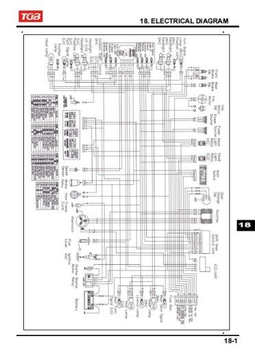 daewoo schema cablage electrique