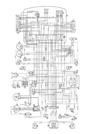 leyland schema moteur electrique pour