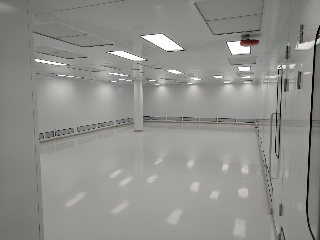 Cost Of A Cleanroom Per Square Foot Mecart Cleanrooms