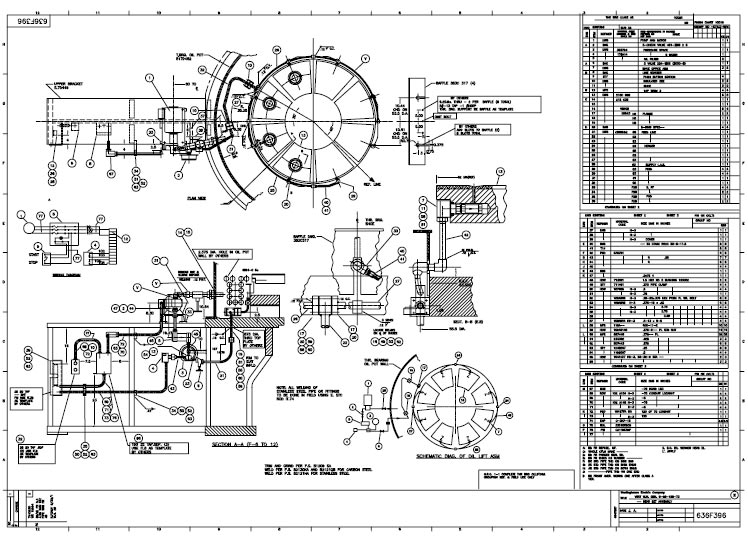 hvac design and drawing
