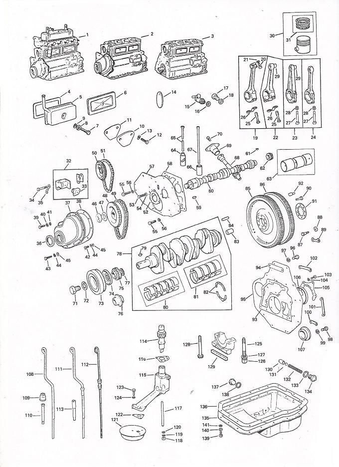 1976 mgb engine diagram