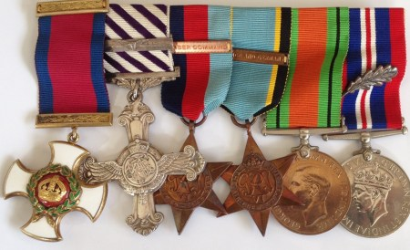 Research Military Medals