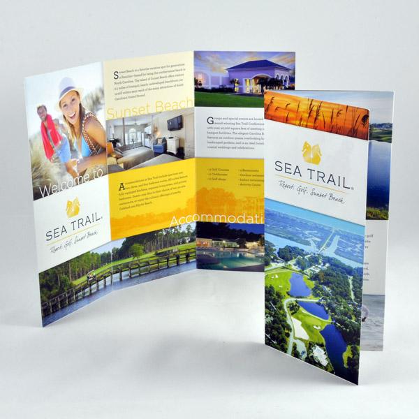 brochure  annual report design portfolio - medesignlab