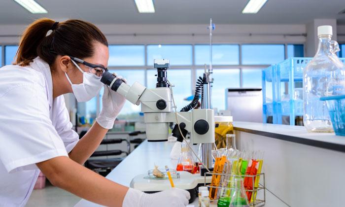 chimestry lab