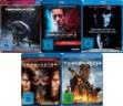 Terminator 1-5 Set - Tag der Abrechnung - Rebellion der Maschinen - Die Erlösung - Genisys (Blu-ray)