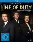 Line of Duty - Cops unter Verdacht - Staffel 1-4 (Blu-ray)