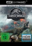 Jurassic World - Das gefallene Königreich - 4K Ultra HD Blu-ray + Blu-ray (4K Ultra HD)
