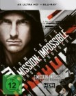 Mission: Impossible 4 - Phantom Protokoll - 4K Ultra HD Blu-ray + Blu-ray / Steelbook (4K Ultra HD)
