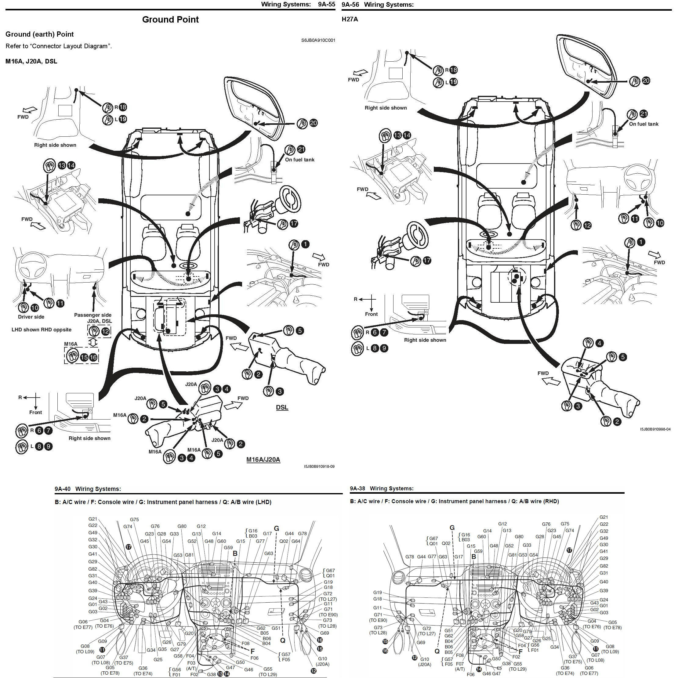 wiring diagram for suzuki grand vitara 2006