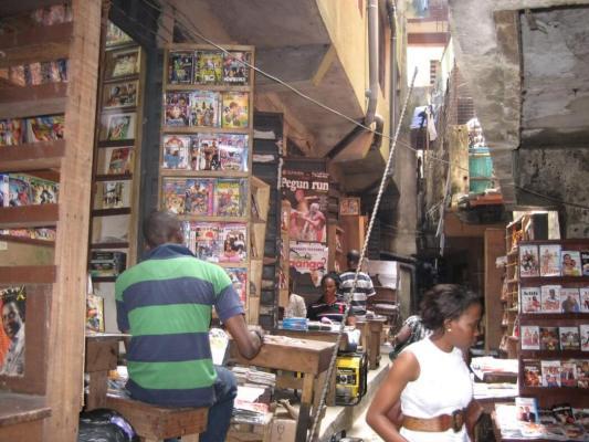 Lagos, July 2011