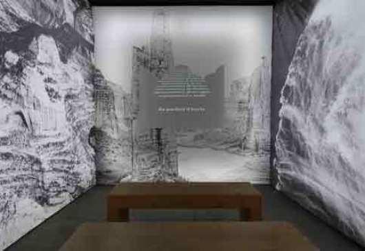 Expozitia SHAPE.NOISE la Muzeul National de Arta Contemporana