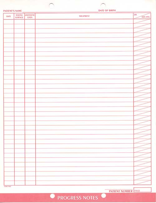 printable soap note templates - medical chart notes template