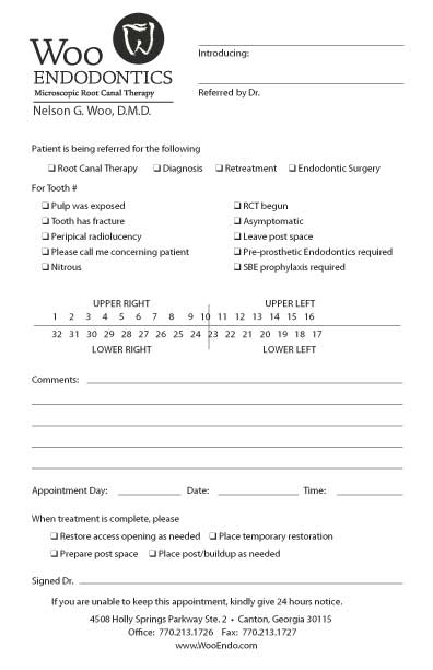 Referral pad samples by specialty - Medical-Forms