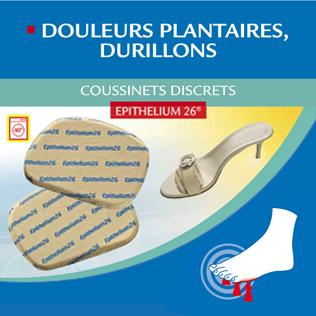 Coussinets-Discrets