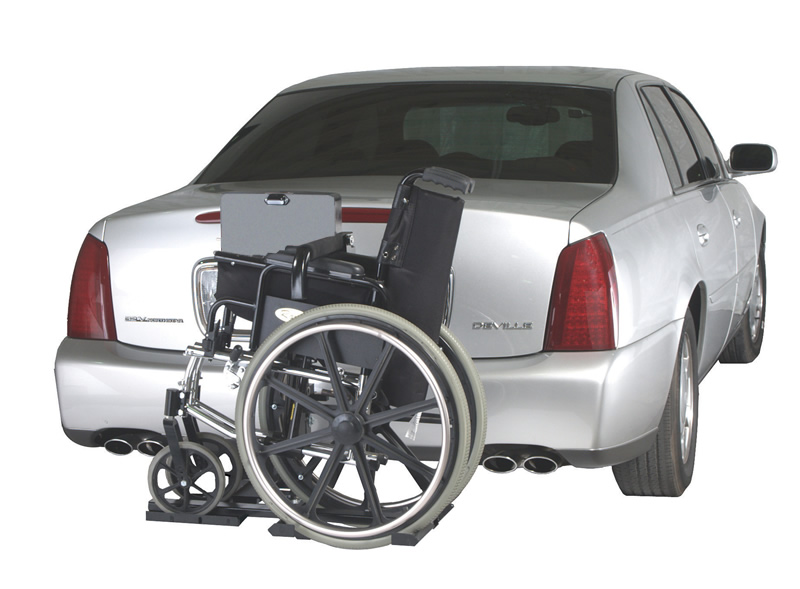 Power Tote Wheelchair Lift External Vehicle Lifts