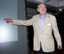 Albert Schuler, 70-jähriger Webmaster