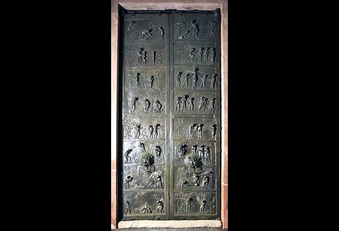 The ... & Michaels Doors - Sanfranciscolife
