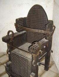 Spanish Inquisition Torture Chair | www.pixshark.com ...