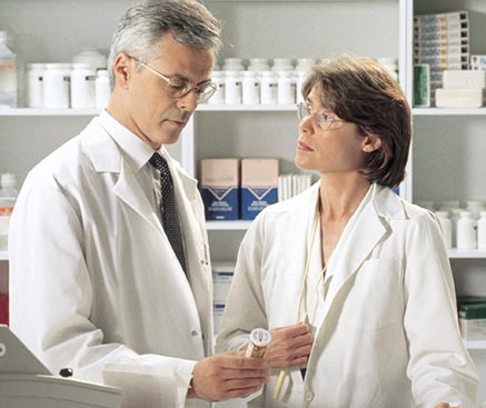 What are the possible questions for a hospital pharmacy technician interview?